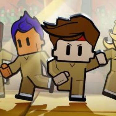 The Escapists 2 trafi na konsolę i do pudeła!