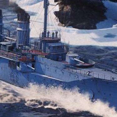 prezentacja World of Warships: Legends z francuskimi okrętami!