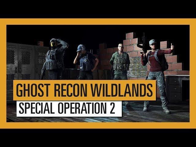 2. Operacja Specjalna w Tom Clancy's Ghost Recon Wildlands