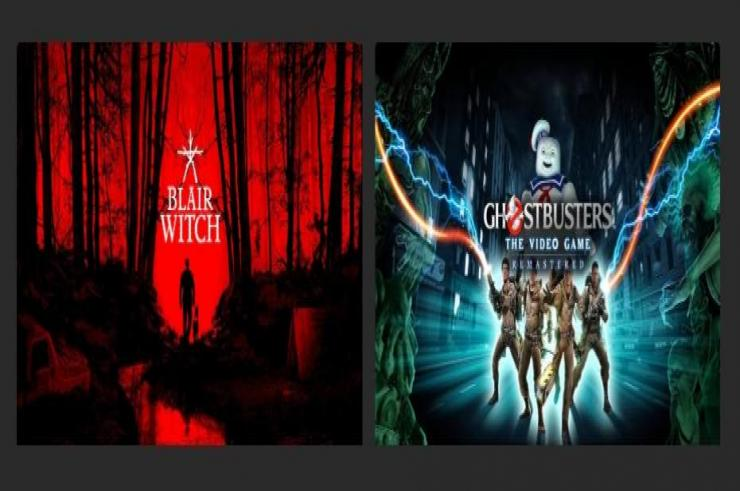 Blair Witch oraz Ghostbusters: the Video Game Remastered już do odebrania za darmo na Epic Games Store, idealne na halloween