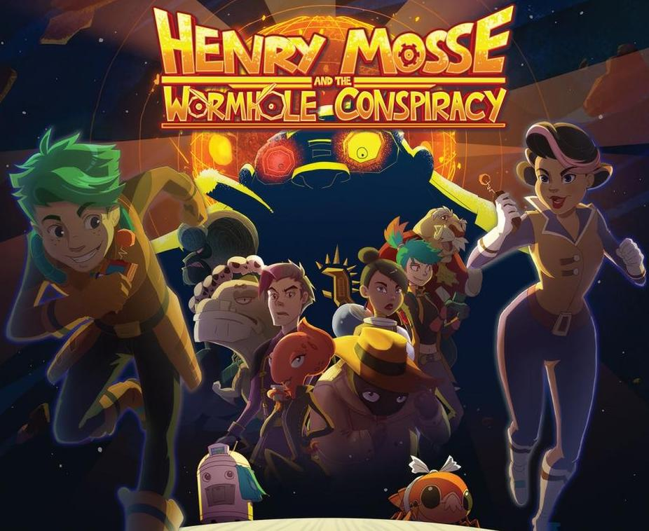 Henry Mosse and the Wormhole Conspiracy na Kickstarterze