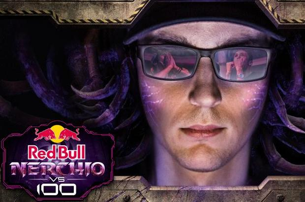 RED BULL NERCHIO VS 100 - Świetna akcja na Good Game Expo!