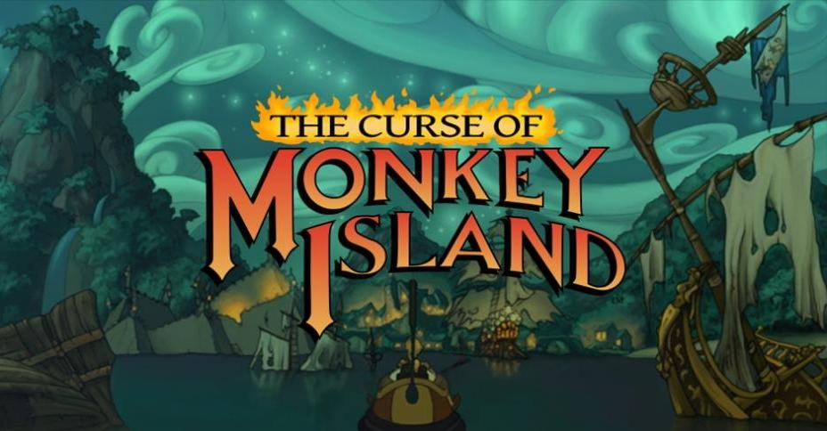 The Curse of Monkey Island zadebiutowało na Gog.com