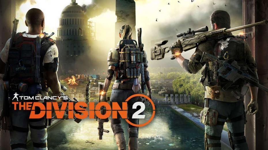 Zwiastun fabularny Tom Clancy's The Division 2